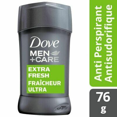 Dove Men Care Extra Fresh Antiperspirant 76Grams