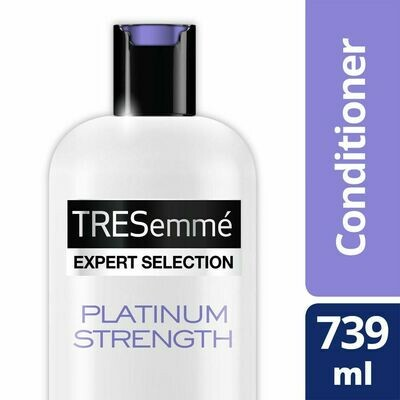 TRESemme Platinum Strength Conditioner 739ML