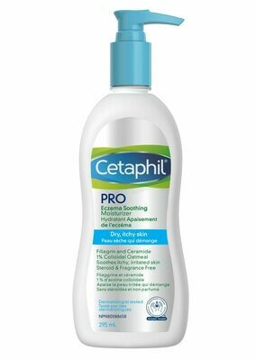 Cetaphil PRO RestoraDerm Eczema Soothing Moisturizer 295ML