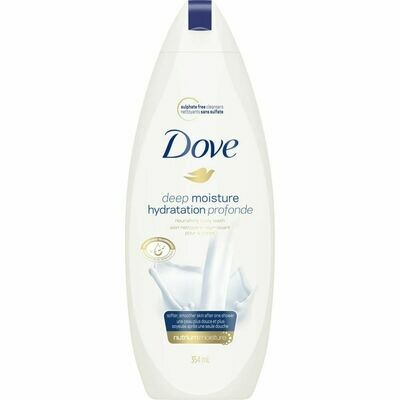 Dove Deep Moisture Body Wash 710ML