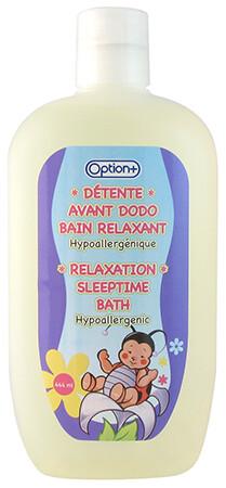 BABY RELAX SLEEPTIME BATH HYPOALLERGENIC 444ML