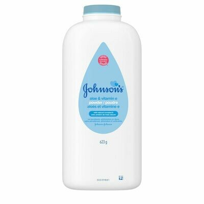 Johnson's Baby Powder with Cornstarch 623grams