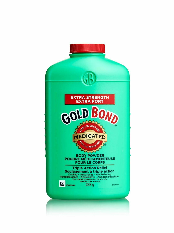 Gold Bond Medicated Extra Strength Body Powder 283g