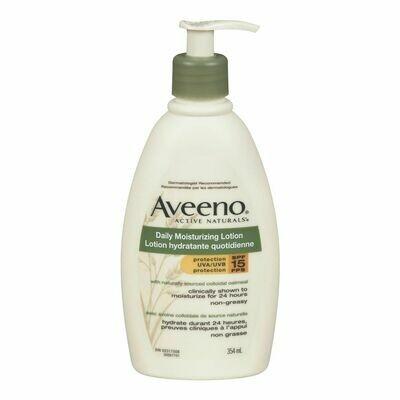 Aveeno® Active Naturals Daily Moisturizing SPF 15 Lotion 354ML