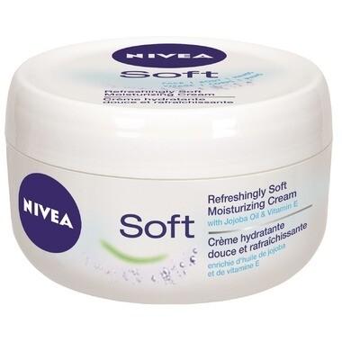 Nivea Soft Moisturizing Cream 200ML