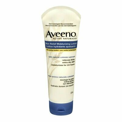 Aveeno® Active Naturals Natural Colloidal Oatmeal Skin Relief Moisturizing Lotion