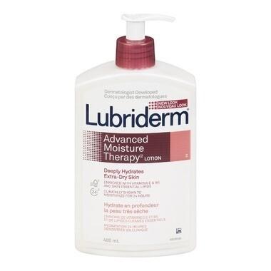 Lubriderm Advanced Moisture Therapy 480ML