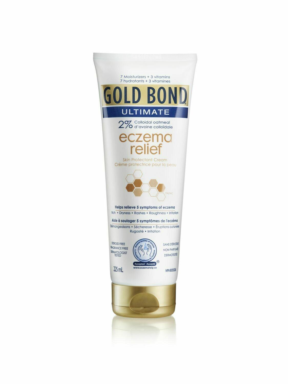 Gold Bond Ultimate Eczema Relief Skin Cream 225ML