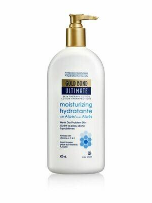 Gold Bond Ultimate Moisturizing Skin Therapy Cream 400ML