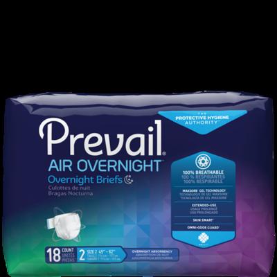 PREVAIL AIR™ OVERNIGHT BRIEFS x 1 Case