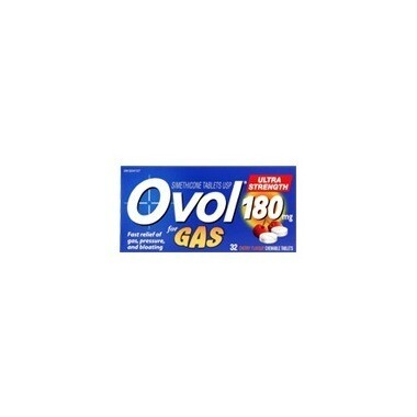 Ovol for Gas Ultra Strength Cherry Flavour x 32