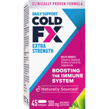COLD-FX Extra Strength x45
