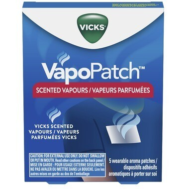 Vicks VapoPatch x5