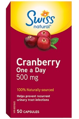Cranberry One A Day 500 mg
