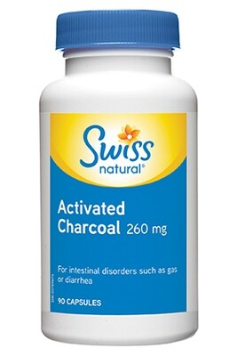 Activated Charcoal 260 mg