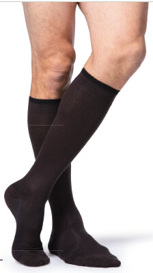 Sigvaris Compression Socks Knee High [All Season Merino Wool] 15-20mmHG (women & men)