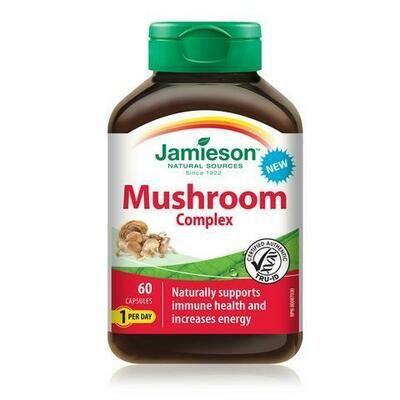Jamieson MUSHROOM COMPLEX x60