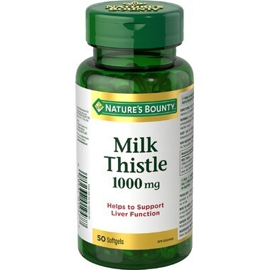 Nature's Bounty Milk Thistle x50