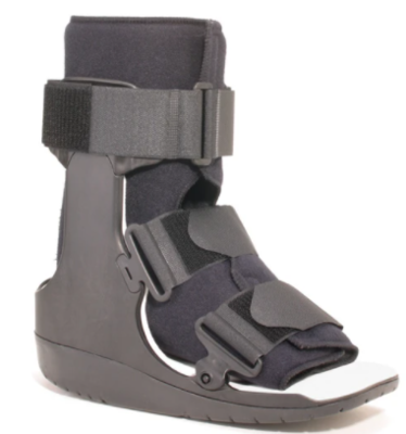 MAXIMUM LOW TOP WALKER BOOT BLACK (online only) [2 Business days]