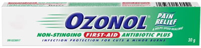 Ozonol Antibiotic Plus Ointment 30 Gram