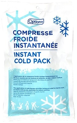 INSTANT COLD PACK COMPRESS