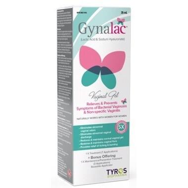 Gynalac Vaginal Gel