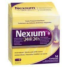 Nexium 24 Hour Acid Reducer - 20mg - 14's