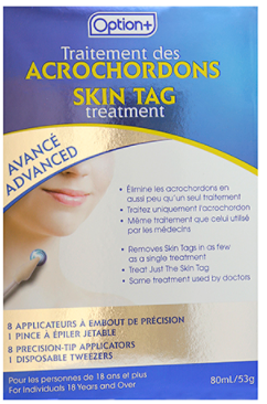 Option+ SKIN TAG REMOVER ADVANCE 8