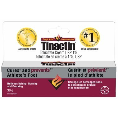 Tinactin Antifungal Cream 30g