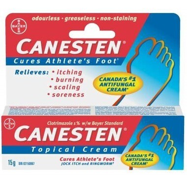 Canesten Antifungal Cream x15 g