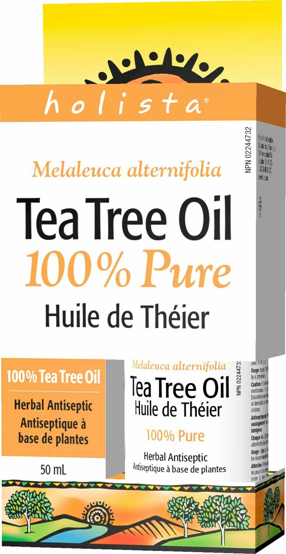 Holista® Tea Tree Oil 100% Pure 25ML