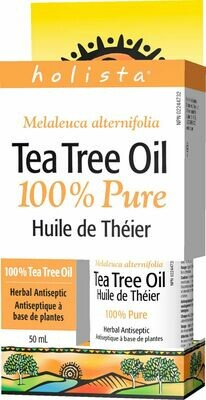Holista® Tea Tree Oil 100% Pure 25ML