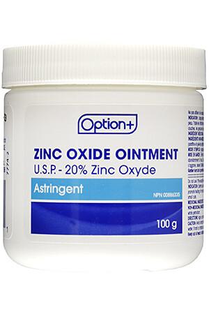 ZINC OINTMENT U.S.P. 20% 100G (Generic Sudocrem)