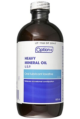 Mineral Oil Heavy 500ML