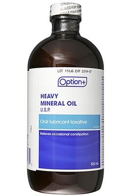 Mineral Oil Heavy 500ML