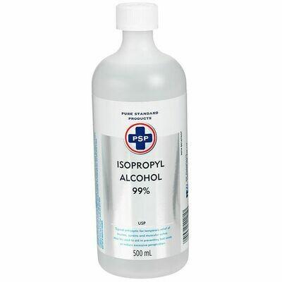 Isopropyl Alcohol 99% 500ML