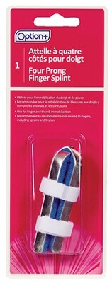 FINGER SPLINT 4P MEDIUM