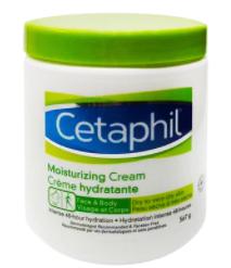 Cetaphil Moisturizing Cream face and body 567g