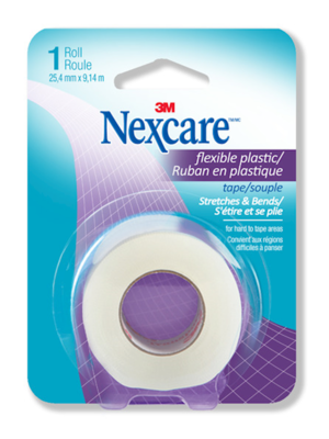 3M™ Nexcare™ Flexible Clear First Aid Tape