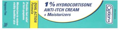 Hydrocortisone 1% Cream