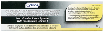 Complete Antibiotic Ointment 30grams (Generic Polysporin Complete)