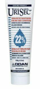 Urisec Cream 22% 120g