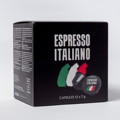 ESPRESSO ITALIANO 12 kapsulas