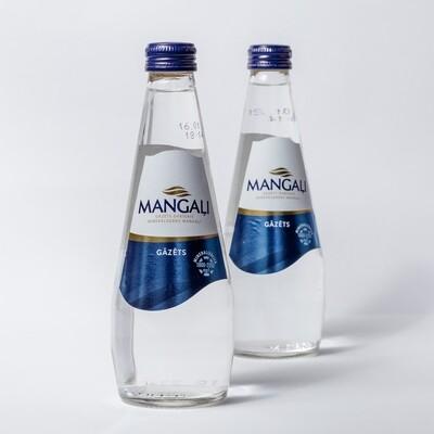 MANGAĻI GĀZĒTS ŪDENS 0,33l