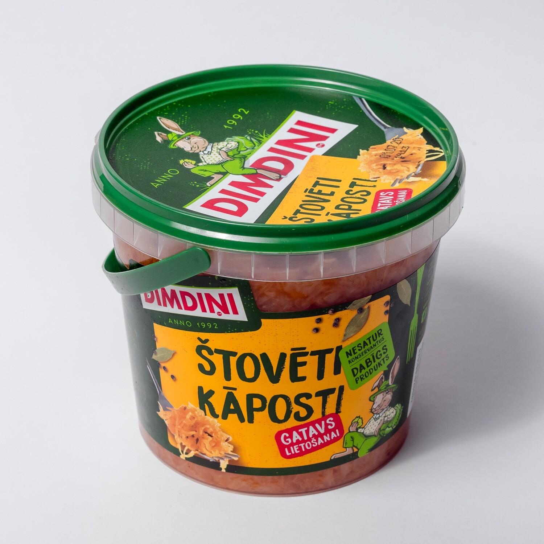 ŠTOVĒTI KĀPOSTI 1kg