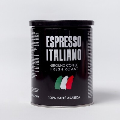 ESPRESSO ITALIANO MALTĀ KAFIJA 250g