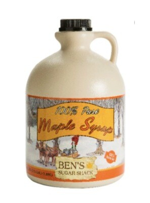 Maple Syrup - 100% Pure - Ben's Sugar Shack