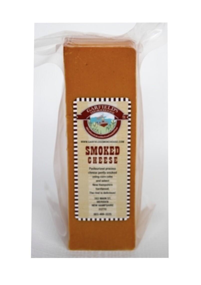 Garfield's Smoked Cheddar Cheese 8 Oz
