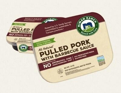 Niman Ranch Pulled Pork - 14 Oz