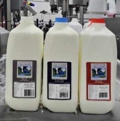 Contoocook Creamery Milk - 1/2 Gallon